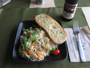 Spaghetti a la Yukiko
